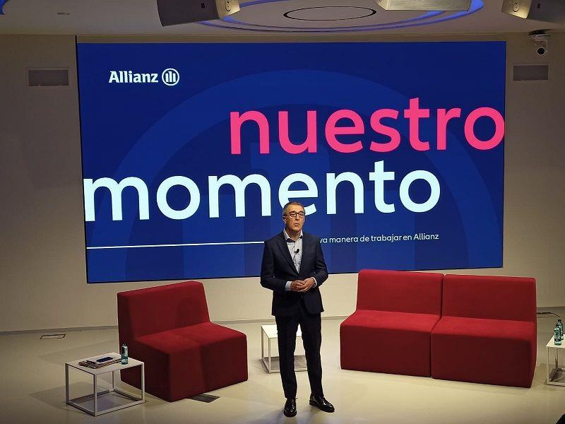 José Luis ferré, CEO de Allianz. noticias de seguros