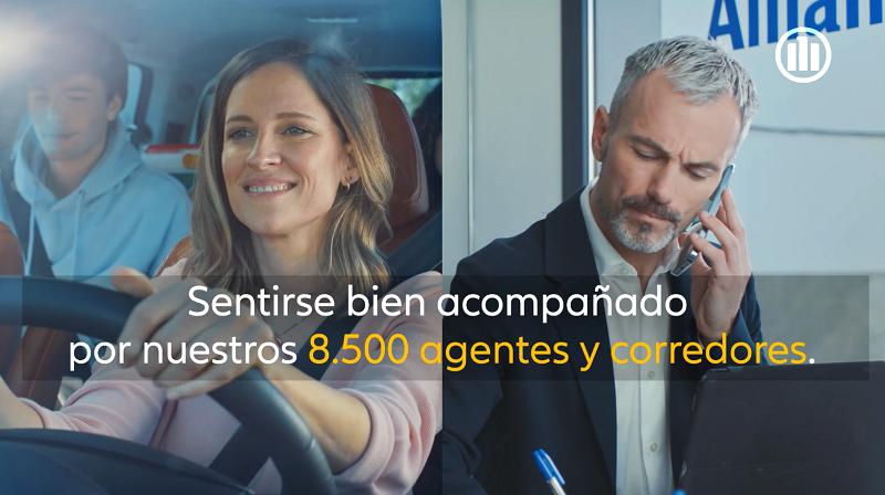 Nueva campaña de Allianz. Noticias de seguros