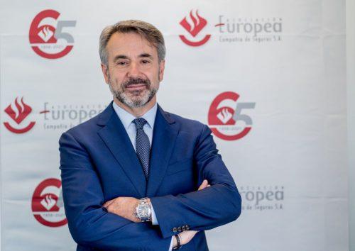 Joaquín Gómez, director general de Asociación Europea. Noticias de seguros