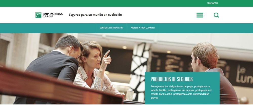 BNP Paribas Cardif analiza las preocupaciones de los consumidores. Noticias de seguros
