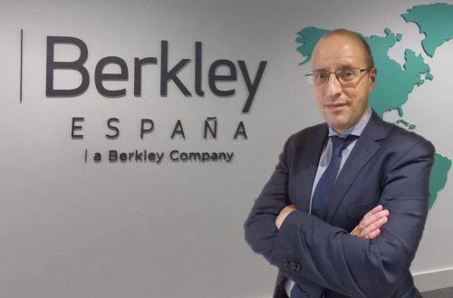 Berkley ficha a Héctor de la Huerta. Noticias de seguros
