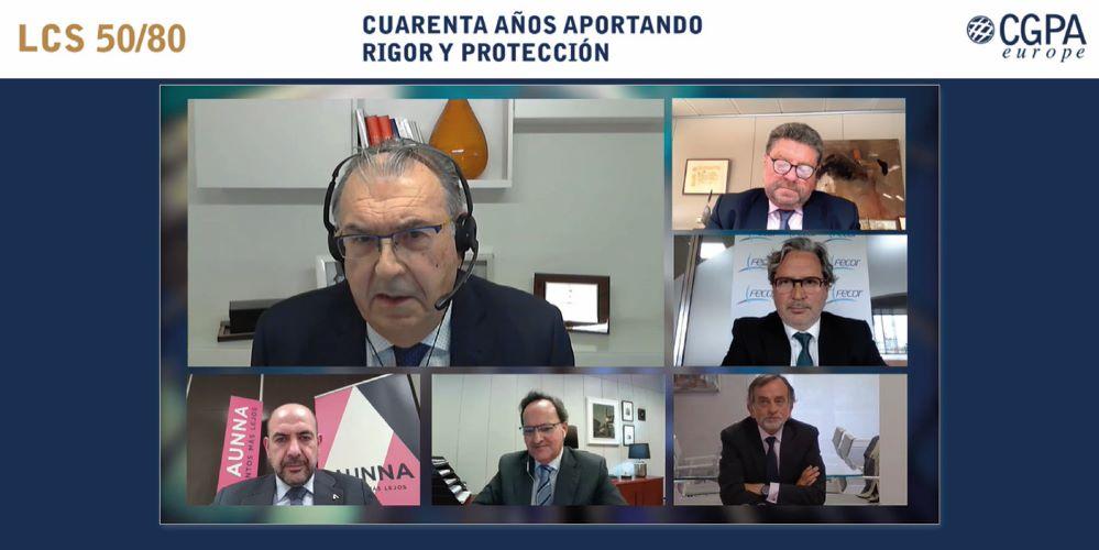 CGPA Europe analiza los 40 años de la LCS. Noticias de seguros