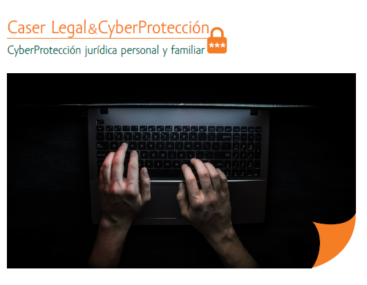 Caser Legal & Ciberprotección. Noticias de seguros