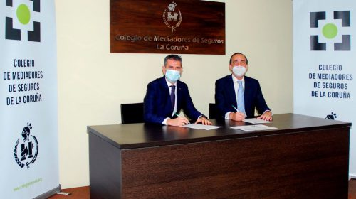 AXA renueva con el Colegio de A Coruña. Noticias de seguros