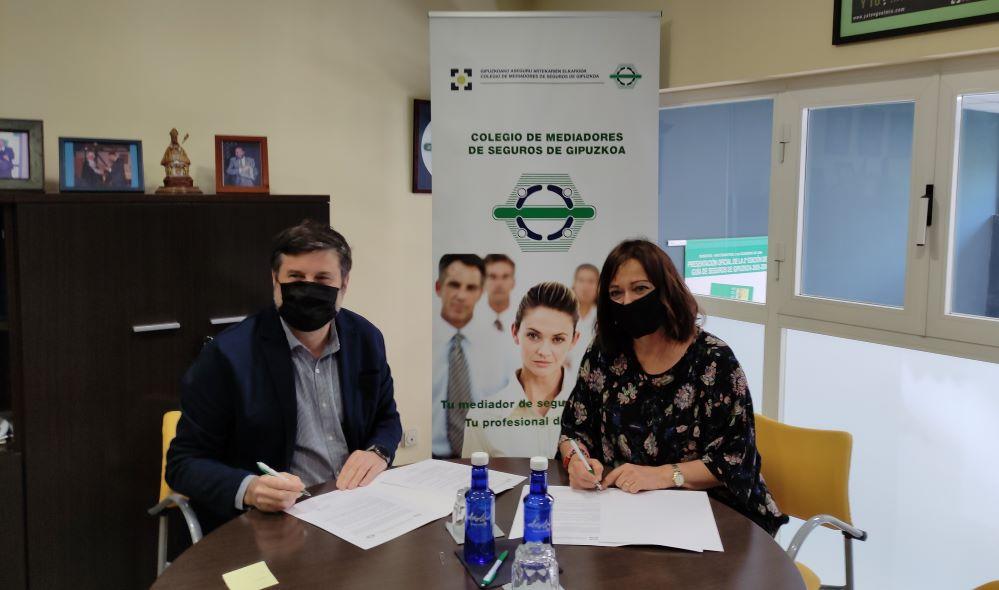 ARAG renueva con el Colegio de Guipuzkoa. Noticias de seguros