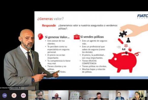 FIATC Experience 2020-2021 ene l Colegio de Málaga. Noticias de seguros