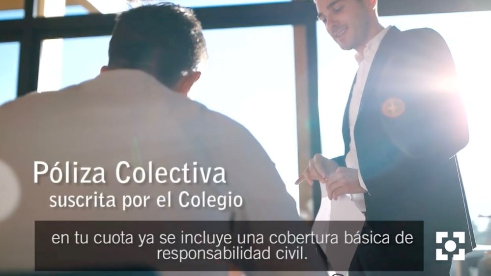 Colegio de Valencia, póliza de RC para agentes. Noticias de seguros