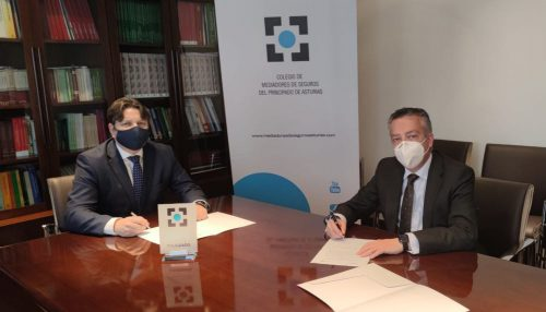 Mediadores Asturias renueva con Lagun Aro. Noticias de seguros