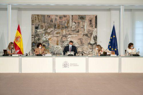 Aprobado el RD que regula la formación de la mediación. Pool Moncloa/Borja Puig de la Bellacasa