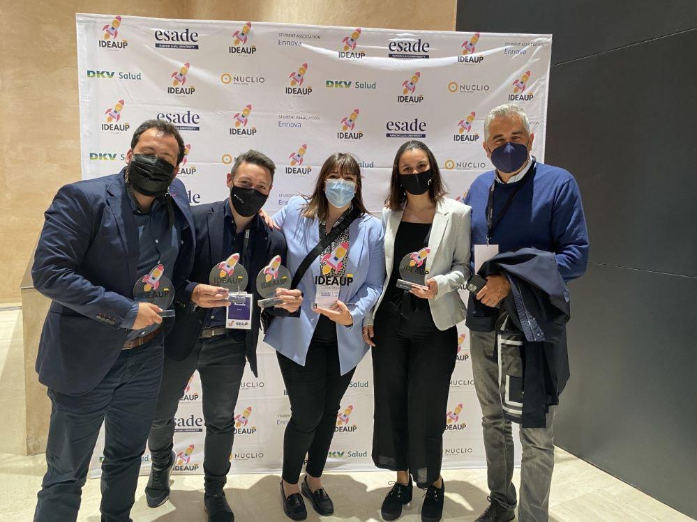 DKV patrocina el IdeaUp de 2021. Noticias de seguros