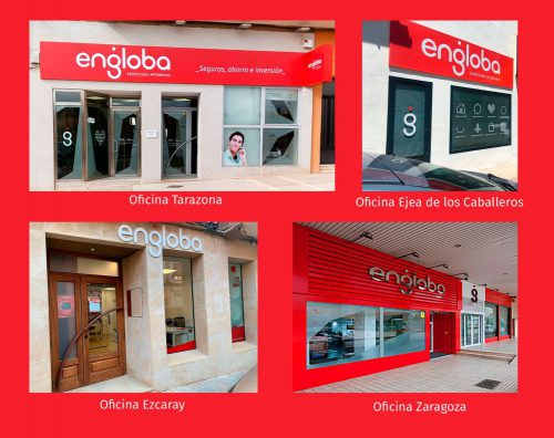 Oficinas de Engloba. Noticias de seguros