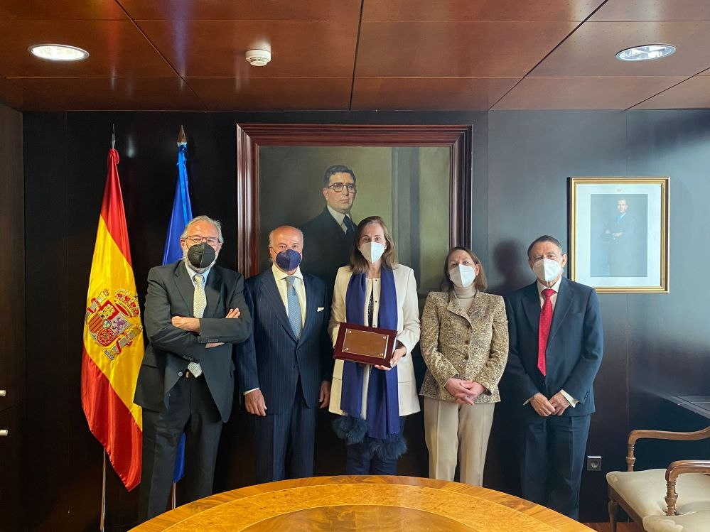 Fundación Aon España reconoce la labor del Consorcio. Noticias de seguros