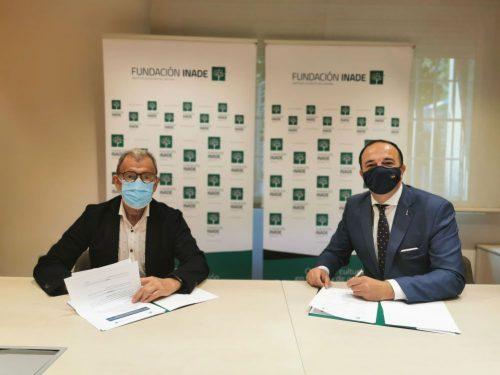 Herrero Brigantina se alía con Fundación Inade. Noticias de seguros