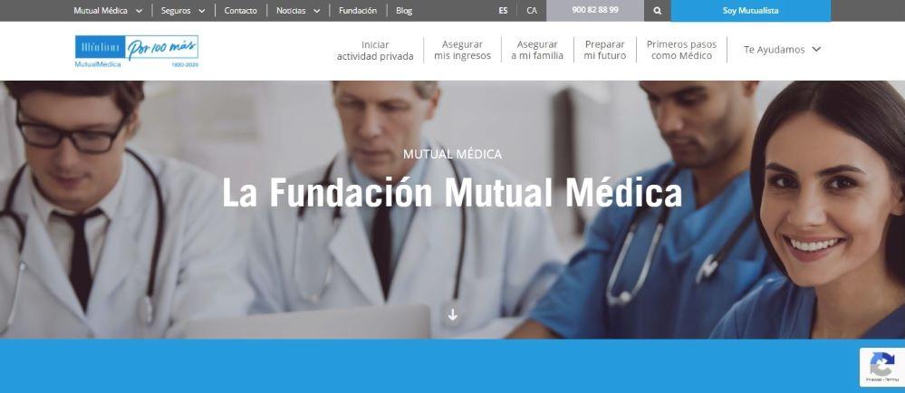 Fundación Mutual Médica. Noticias de seguros