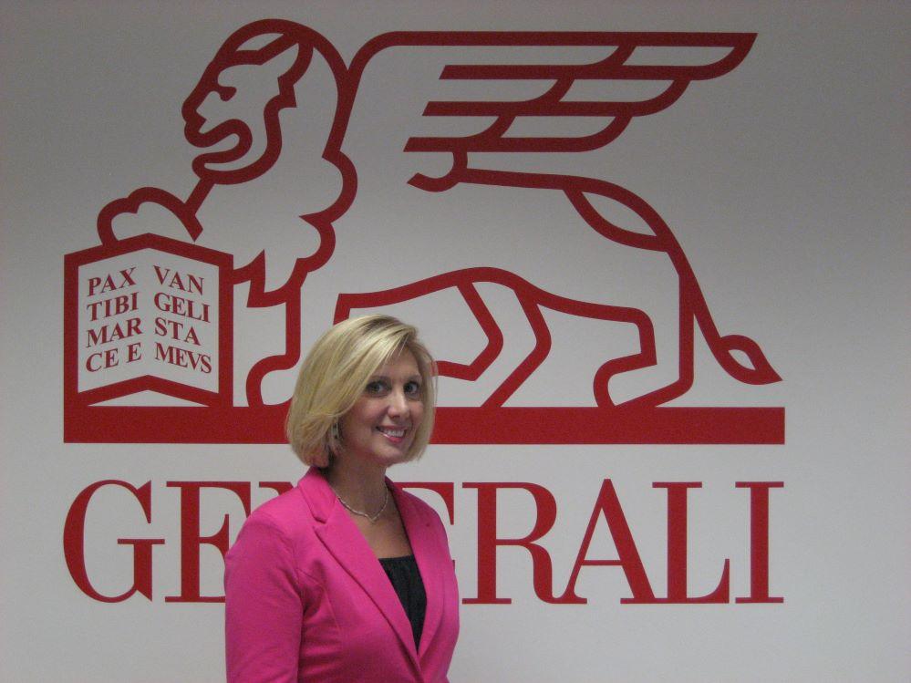 Carmen Martínez, elegida mejor agente del Grupo Generali. Noticias de seguros