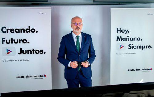 Íñigo Soto, director general de Helvetia Seguros. Noticias de seguros