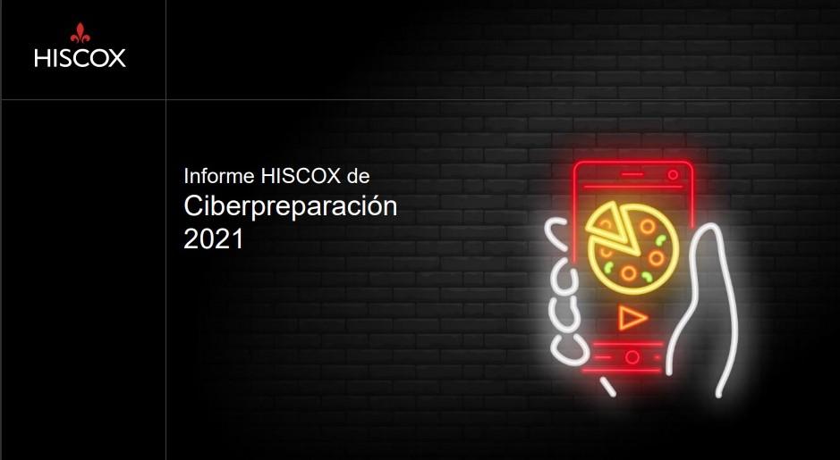 Hiscox Informe ciberpreparación. Noticias de seguros