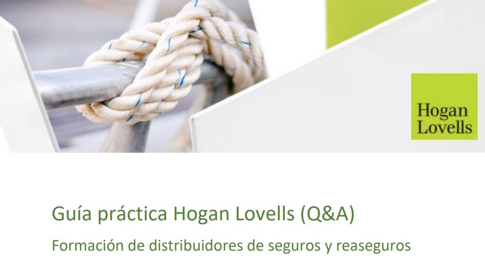 La Guía de formación de Hogan Lovells. noticias de seguros