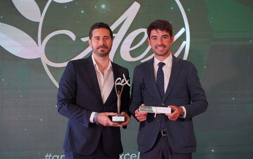 Iberian recoge el Premio Andalucía Excelente. Noticias de seguros
