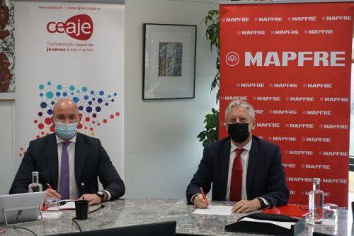 Acuerdo entre Mapfre y CEAJE Noticias de seguros