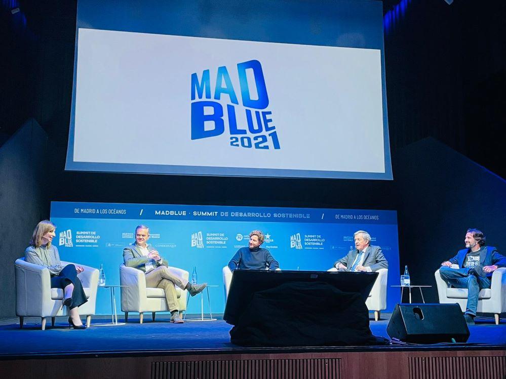 Mationale-Nederlanden en el MadBlue. Noticias de seguros.