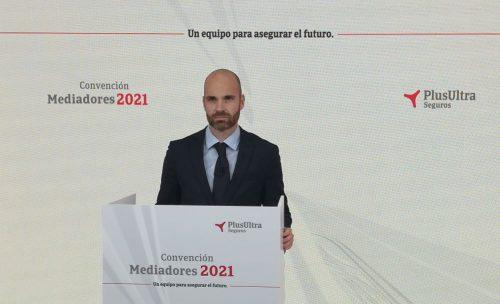 Julián Herrera, Plus Ultra Seguros. Noticias de seguros