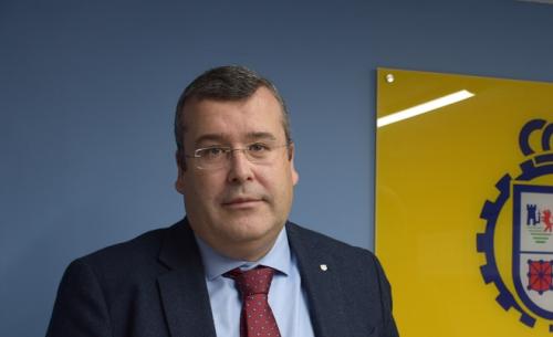 Eduardo Martínez, director gerente de RACVN. Noticias de seguros
