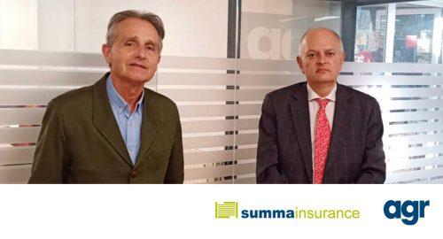 Summa tiene nuevo socio en Cantabria. Noticias de seguros