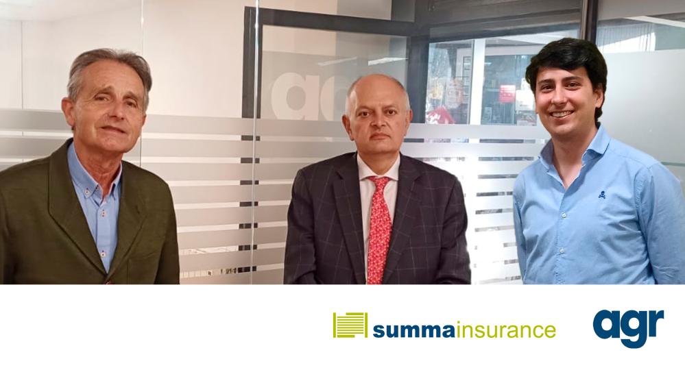 AGR se incorpora a Summa. Noticias de seguros