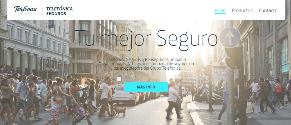 Telefónica Seguros. Noticias de seguros