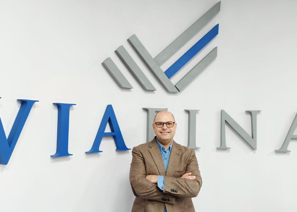 Gonzalo Camacho, CEO de Viafina. Noticias de seguros