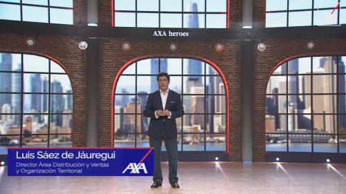 Convención Comercial de primavera de AXA. Noticias de seguros