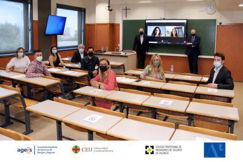 Examen final de la tercera edición del curso de Aprocose. Noticias de seguros