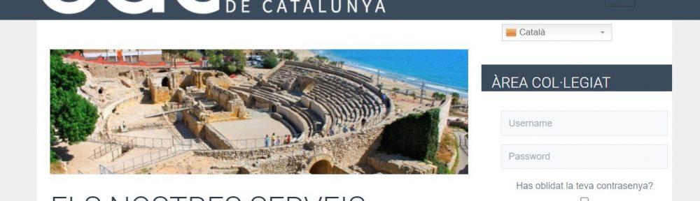 Colegio de Actuarios de Cataluña. Noticias de seguros