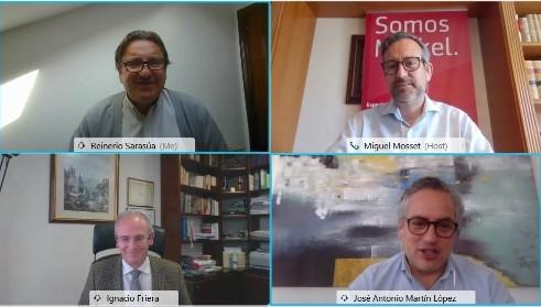 Markel firma con el Colegio de Asturias. Noticias de seguros