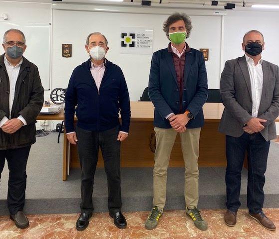 Mutua Levante renueva con el Colegio de Castellón. Noticias de seguros
