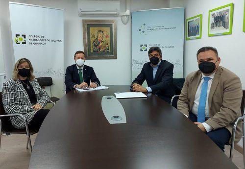 El Colegiod e Granada renueva con ASISA. Noticias de seguros.