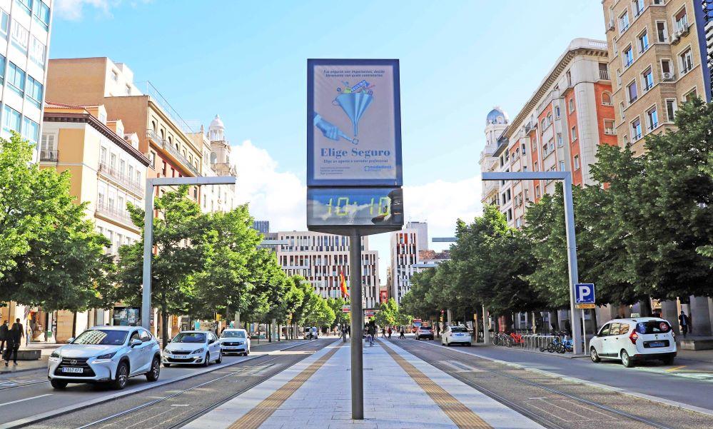 El Colegio de Zaragoza estrena campaña de publicidad