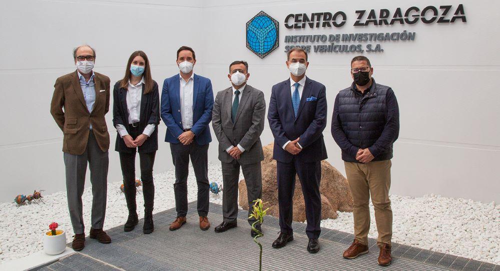 Centro Zaragoza y el Colegio de Mediadores de Zaragoza. Noticias de seguros.
