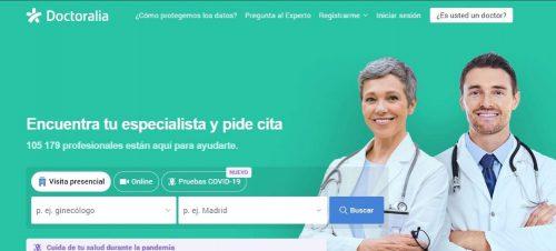 Doctoralia: el 30% de los españoles guardan sus datos de salud en formato digital.