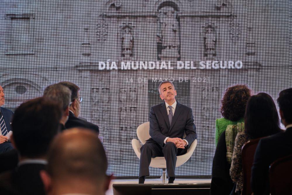 Sergio Álvarez en el Día Mundial del Seguro. Noticias de seguros.