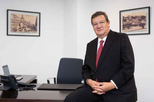 Julio de Santos, consejero delegado de Grupo Alkora. Noticias de seguros.