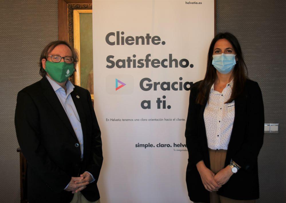 Helvetia mantiene su apoyo al montañismo andaluz. Noticias de seguros.