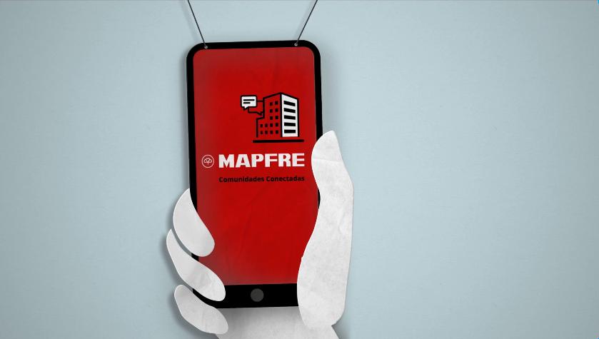 Comunidades conectadas, la nueva app de Mapfre. Noticias de seguros.