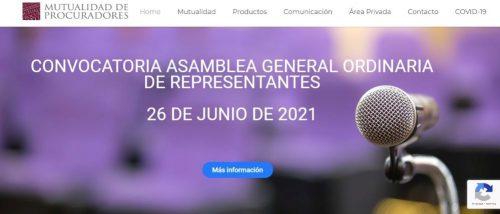 Mutualidad de Procuradores. Noticias de seguros