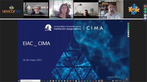 Newcorred organiza una jornada sobre CIMA. Noticias de seguros.