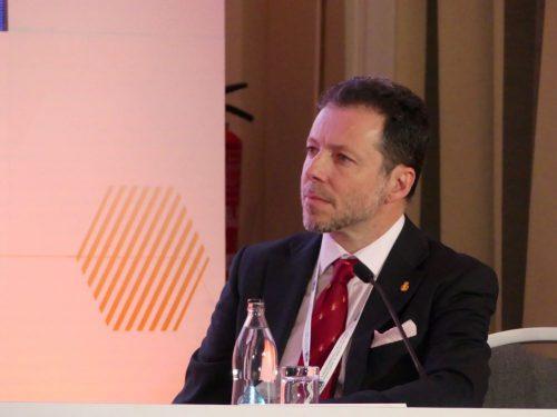 Jorge F. Delgado, director general del RACE. Noticias de seguros.