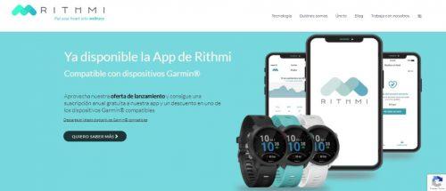 DKV apoya la app de Rithmi. Noticias de seguros.