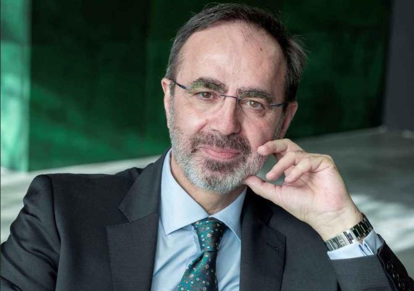 Andrés Romero, consejero director general de Santalucía. Noticias de seguros.