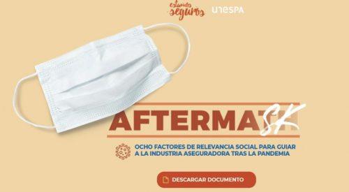 Estamos Seguros lanza Aftermask. Noticias de seguros